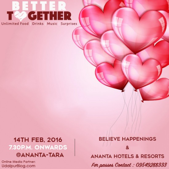 Better Together - by Believe Happenings