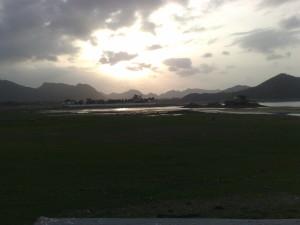 Fatehsagar lake Udaipur