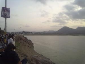 Fatehsagar Lake