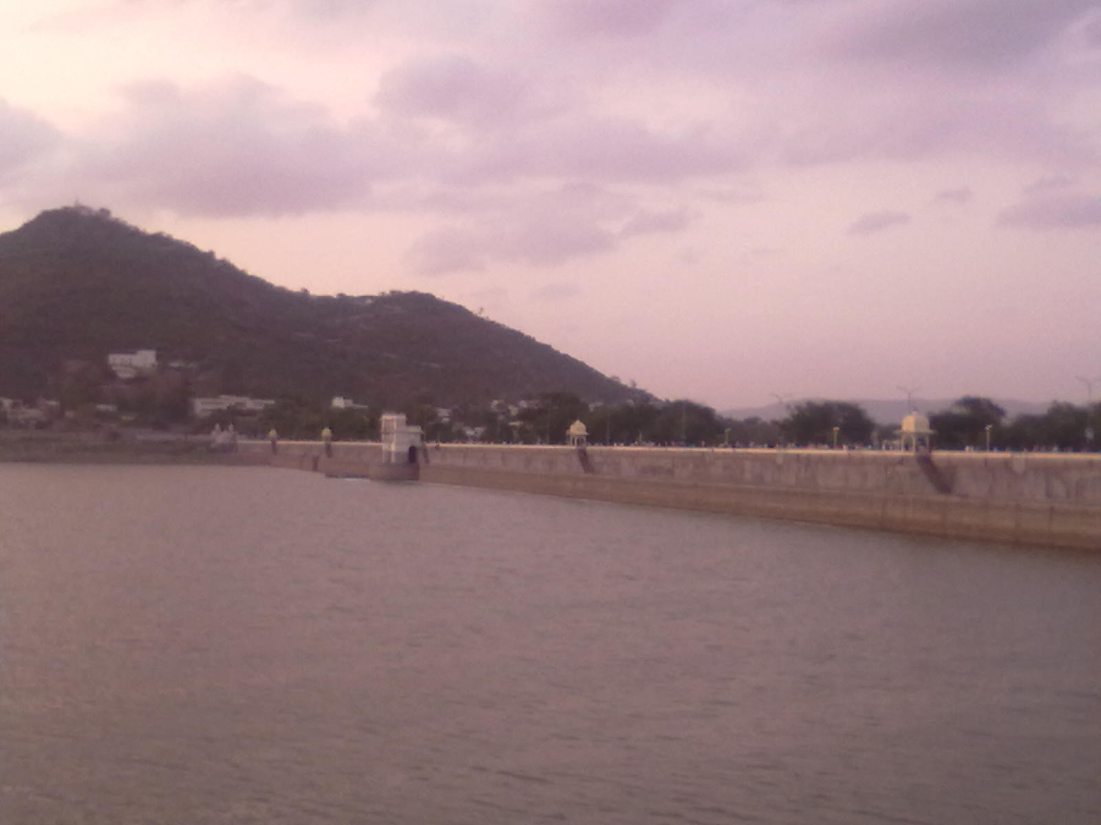 A Visit to Lakes of Udaipur on 15th
