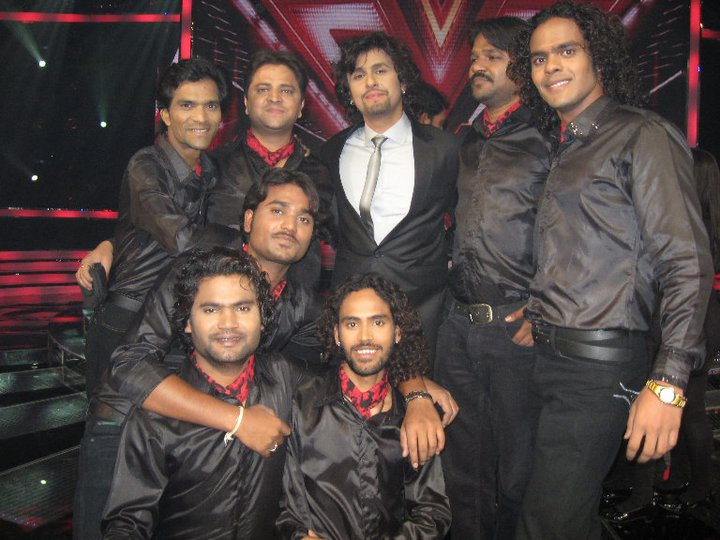 Deewana Group X Factor