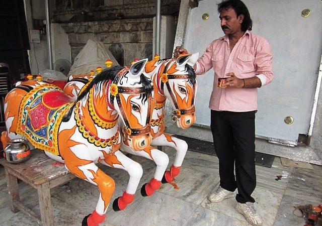 Udaipur Ready for the Jagannath Rath Yatra