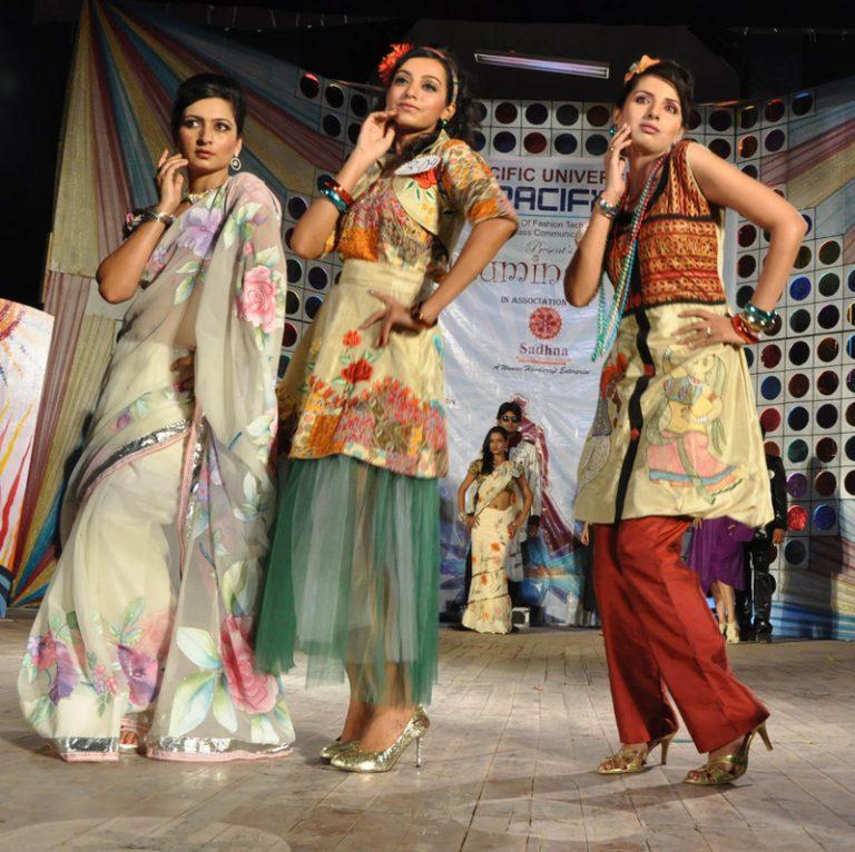 Pacific College Fashion Show