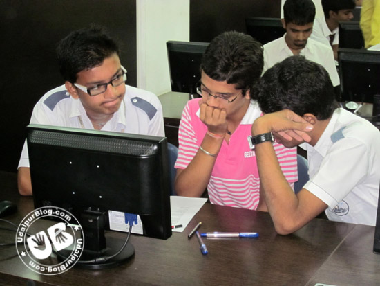 CSI Programming Competition held for School Students