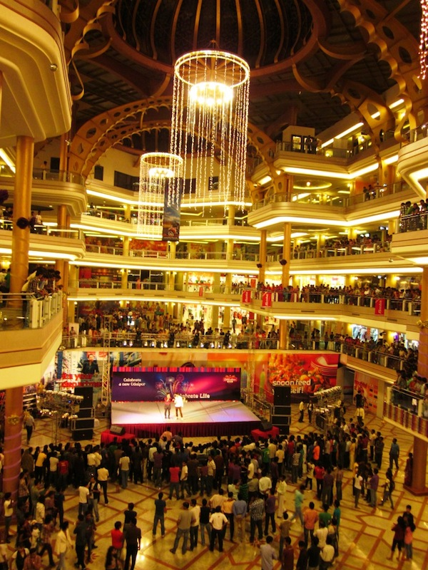 The Celebration Mall Inaugural