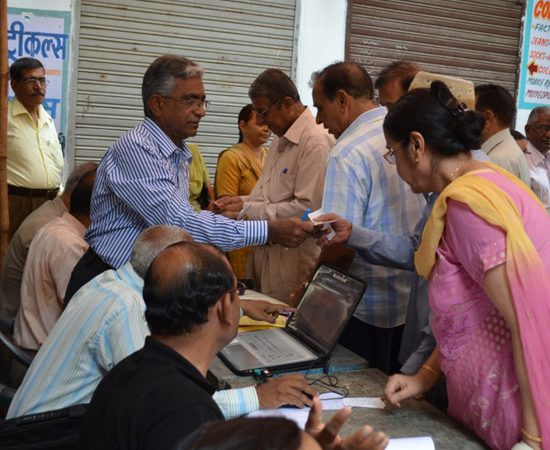 Co-operative Bank Board Elections Held