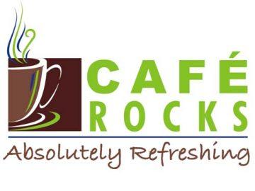 Cafe Rocks logo
