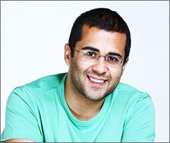 Chetan Bhagat in Udaipur on 1 October