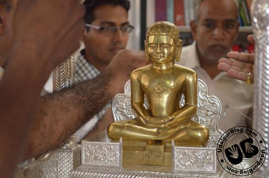 Exotic celebration of Rath and Kshama vani parv