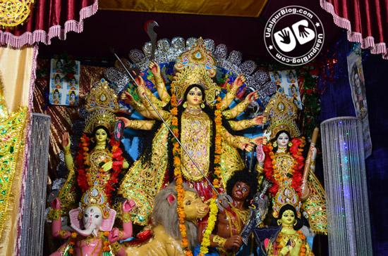 Durga Puja Udaipur