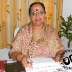 Dr. Vijaya Lakshmi Chouhan | UdaipurBlog
