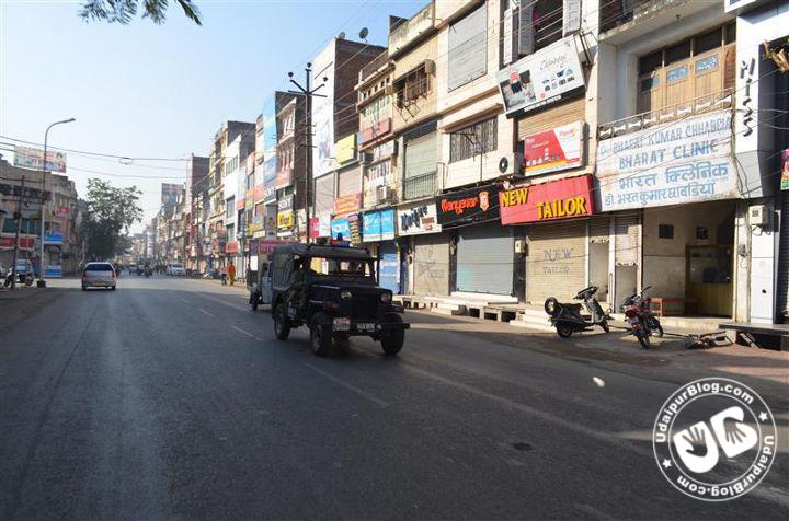 Udaipur Bandh