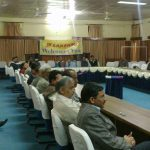 Disaster management workshop in ctae udaipur