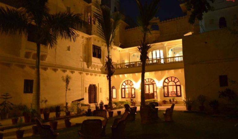 Hotel Rajmahal Bhindar – A Closer View