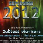 Explosion 2012