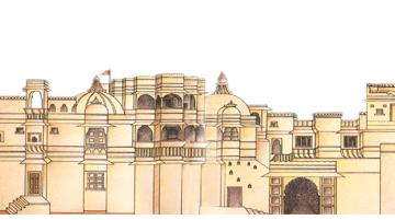 Hotel Rajmahal Bhindar Udaipur