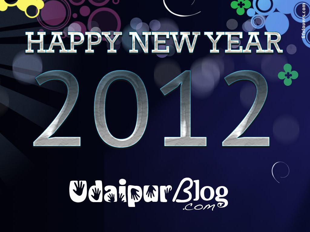 Resolutions: Welcome 2012