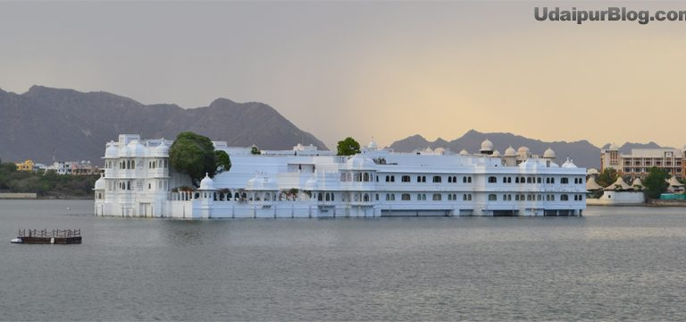 Udaipur wins the Best Indian Leisure Destination