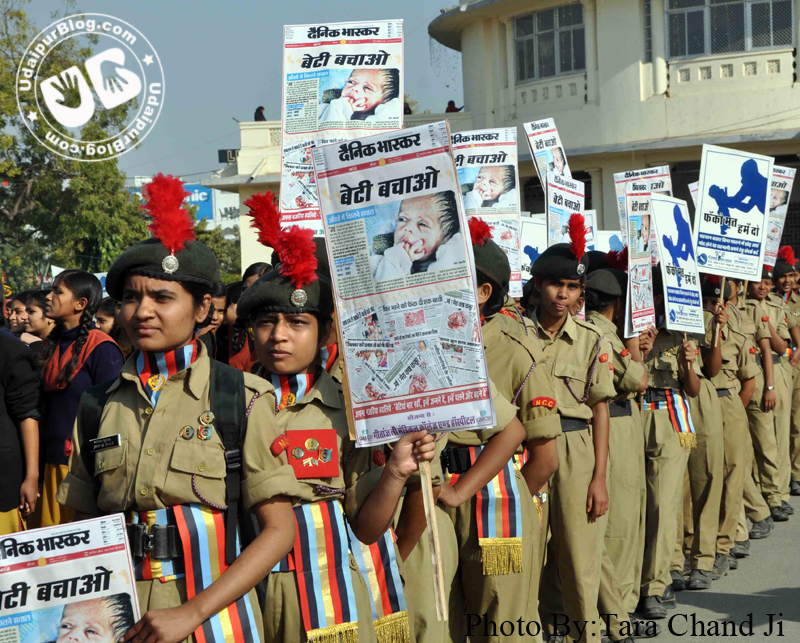 Indian National Girls Day Celebrated – SAVE THE GIRL CHILD