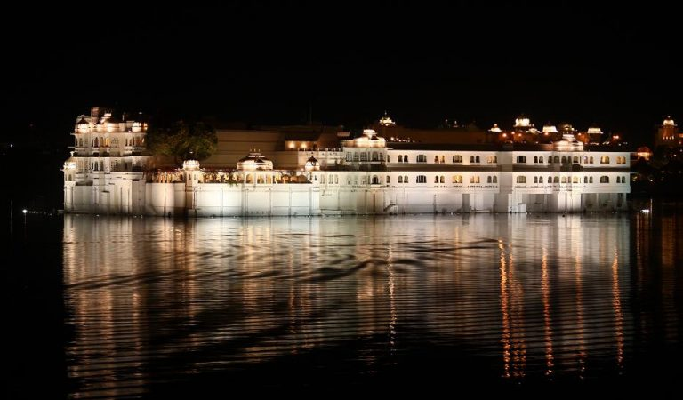 Taj Lake Palace awarded the No. 1 Hotel in Asia & Pacific