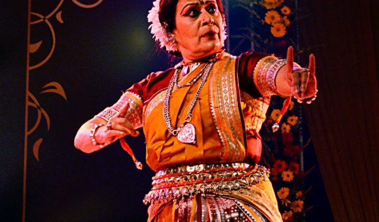 सोनल मानसिंह के ओडिसी नृत्य ने मन मोहा – Maharana Kumbha Sangeet Samaroh 2012