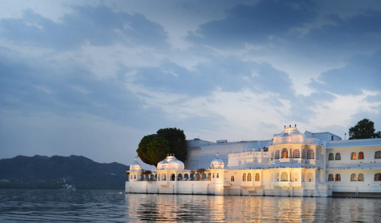 Taj Lake Palace bags the No.1 Postion in TripAdvisor's Travellers' Choice Award