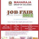 Job Fair in Udaipur