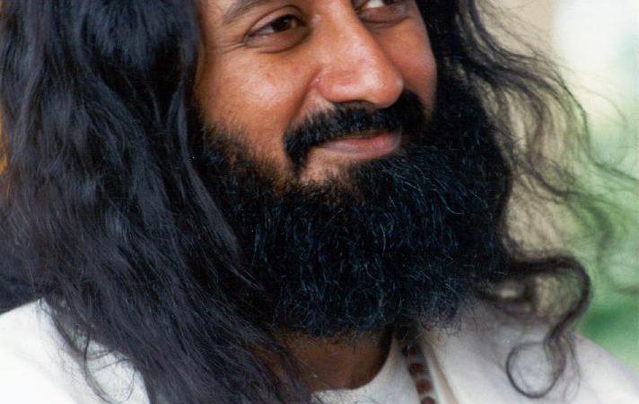 Sri Sri Ravi Shankar Ji in Udaipur on 10 March