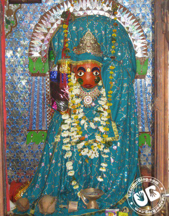 Neemuch Mata Ji Mandir in Udaipur