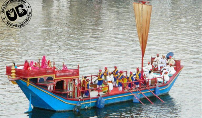 [Pictures] Mewar Festival – a lively Celebration