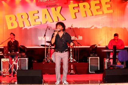 'Break Free' gave message of Addiction Free Life