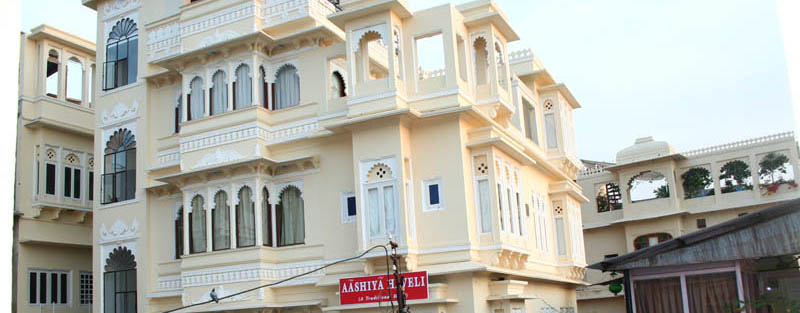 Hotel Aashiya Haveli Bags 2012 TripAdvisor Certificate Of Excellence