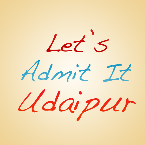 Lets Admit It Udaipur