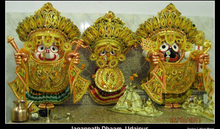 स्वर्ण रथ पर सवार होंगे भगवान जगन्नाथ – छठी भव्य रथयात्रा