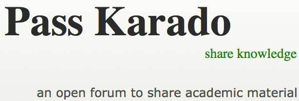 Pass Karado.com