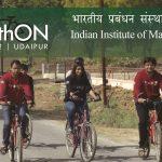 cyclothon iim udaipur