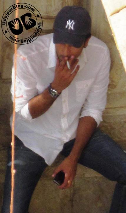 ranbir smoking in udaipur
