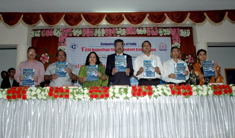 Inauguration of 1st CSI Rajasthan State Student Branch Convention