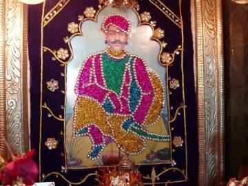 Sagas Ji Bavji in Udaipur