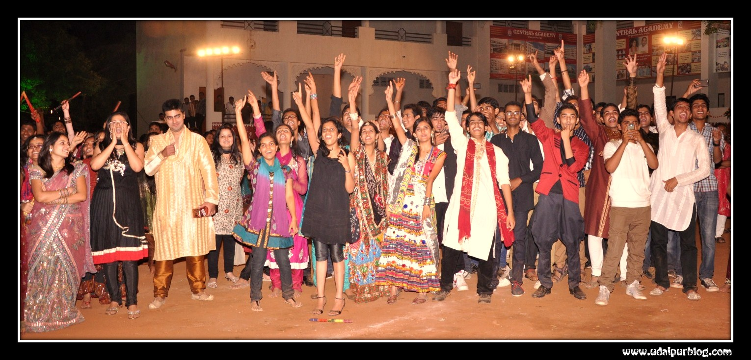 Central Academy | Garba Night | Udaipur