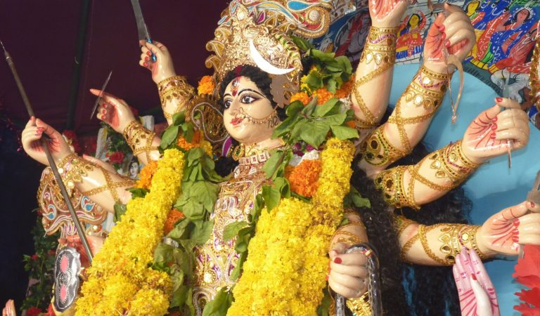 Shree Shree Durga Puja: Traditions Penned by the initiators of Durga Puja in Udaipur