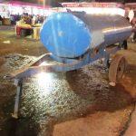 Leaking Water tank