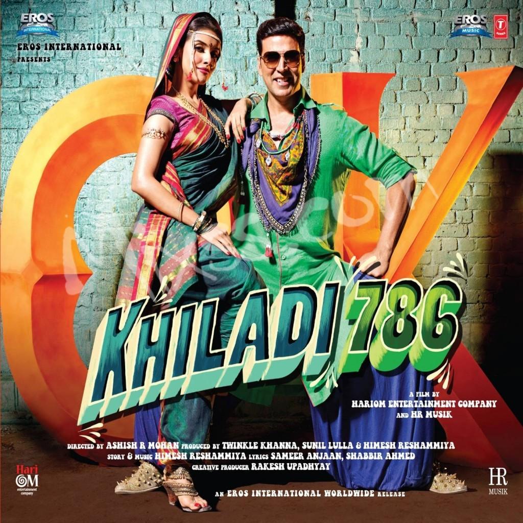 [Film Review] Khiladi 786: No Worth Except Music