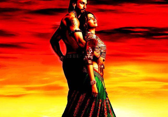 Ranveer Singh & Deepika Padukone in Udaipur for Shoot of Ram Leela