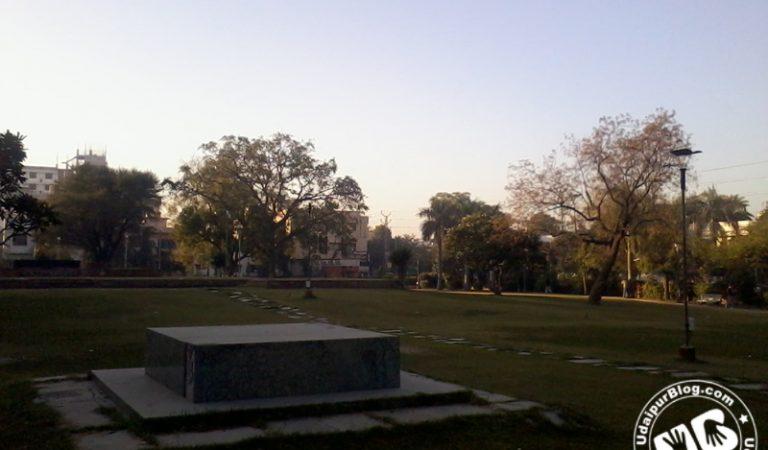 Good Morning @ Sukhadia Memorial Park