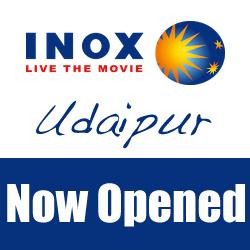 inox udaipur