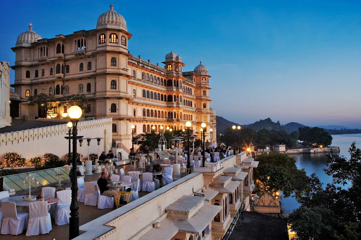 Palaces & Forts of Udaipur