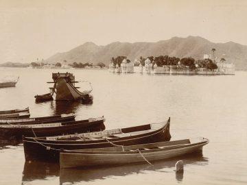 Island Palaces Jagmandir, Jagniwas, Udaipur