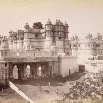 Palace and Triple Gate, [Udaipur]