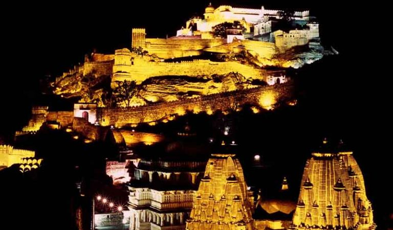 Kumbhalgarh : The Great Wall of India